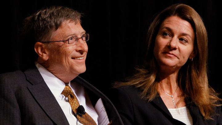 Развод четы Гейтсов: начало было положено два года назад