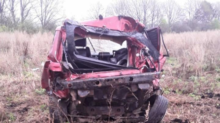 Четверо молодых людей погибли в ДТП под Сеченово