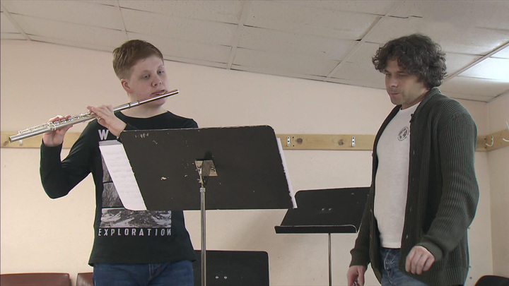 Российский Национальный оркестр проводит конкурс для молодых музыкантов