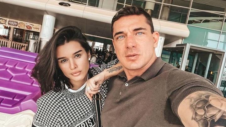 Ксения Бородина с мужем. Фото: instagram.com/borodylia