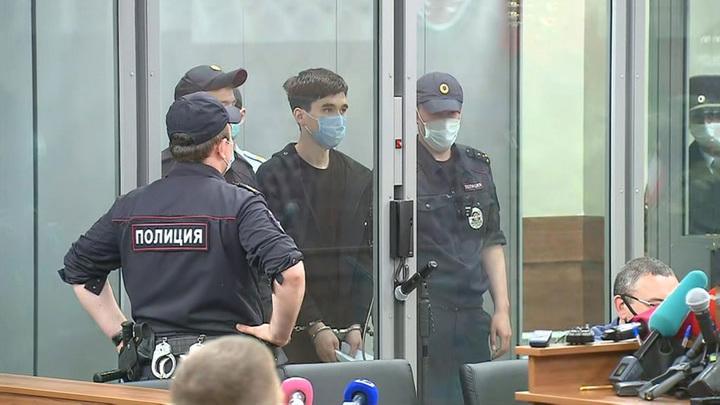 """""""Казанского стрелка"""" Галявиева арестовали на 2 месяца"""