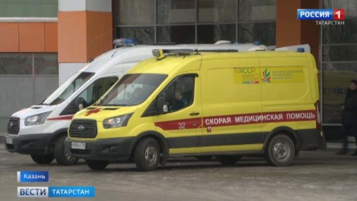 Ребёнок, перевезенный в Москву из Казани после стрельбы в школе, прооперирован