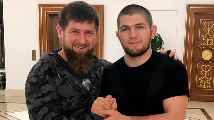 Кадыров предложил Нурмагомедову провести бой в Чечне