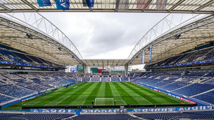 Официальный релиз УЕФА: финал Лиги чемпионов пройдет в Порту