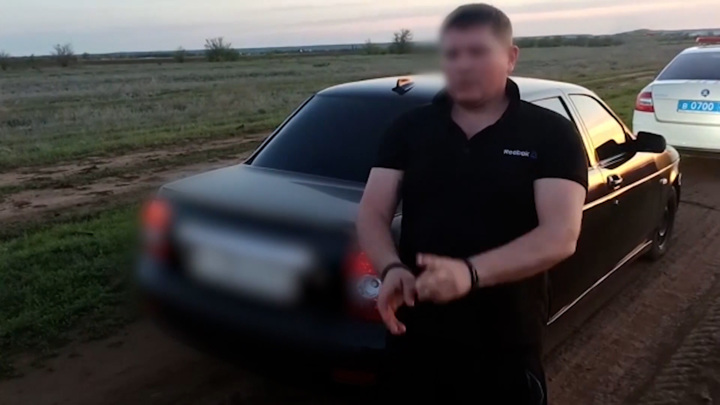 Житель Волгограда задержан за стрельбу