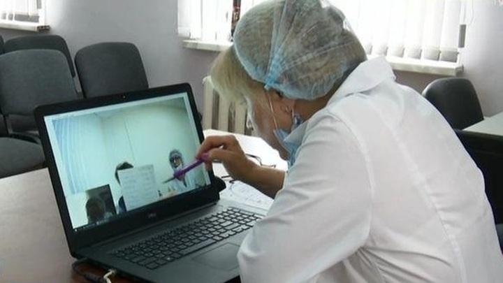 Телемедицина в Тульской области сработала на опережение