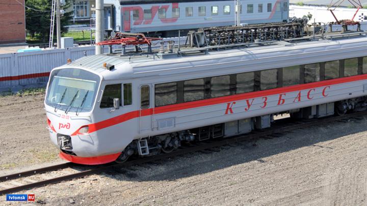 Двоих студентов-экстремалов сняли с грузового поезда в Кузбассе