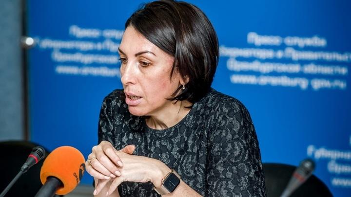 Глава оренбургского Минздрава рассказала о третьей волне коронавируса