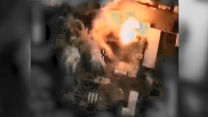 Армия Израиля уничтожила офис главы сил безопасности ХАМАС. Видео