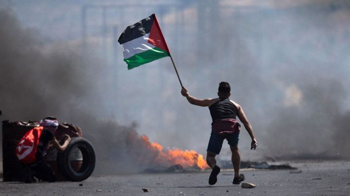 """ХАМАС грозит Израилю """"сопротивлением во всех его формах"""""""