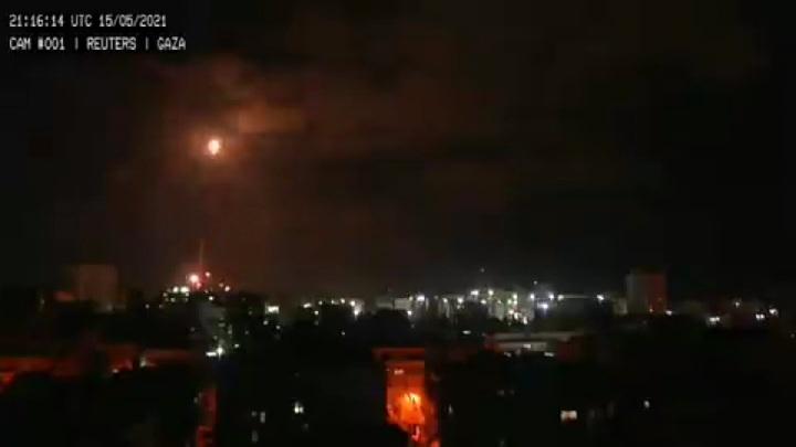 Почти 3000 ракет выпущено из сектора Газа по Израилю