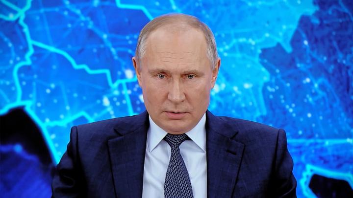 "Путин проведет заседание оргкомитета ""Победа"""