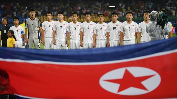 Северная Корея отказалась от участия в отборе чемпионата мира-2022