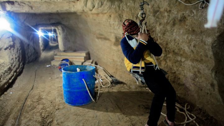 Израиль объявил об уничтожении системы тоннелей движения ХАМАС