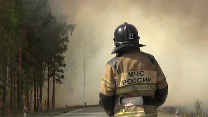 В Тверской области продлен особый противопожарный режим