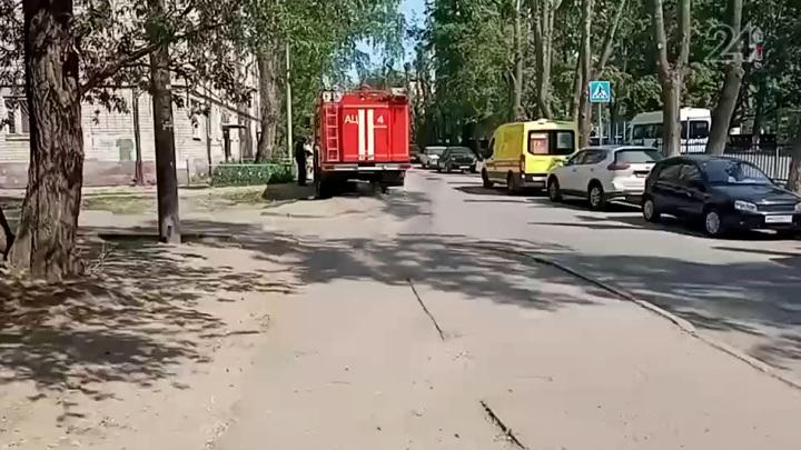 Казанская школа эвакуирована после письма якобы от сообщника Галявиева