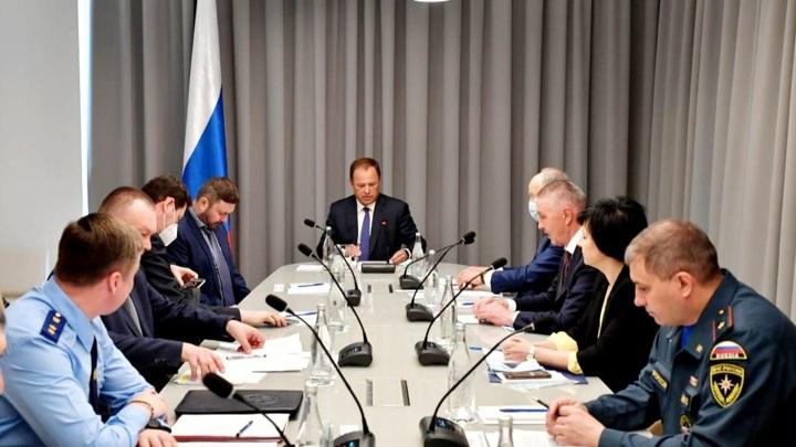 Полпред президента России в ПФО прибыл в Саратовскую область