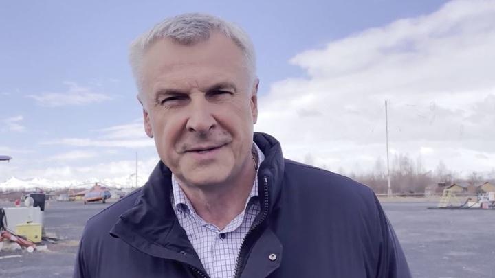 """Губернатор Сергей Носов: """"Магадан получил заслуженное звание"""""""