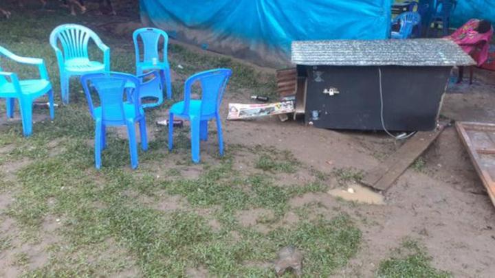 Террористы убили 18 посетителей кафе перед выборами в Перу