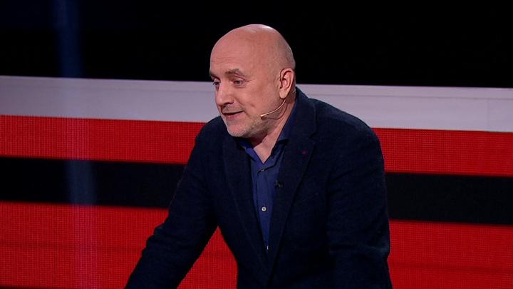 Захар Прилепин: я – сторонник объединения России и Белоруссии