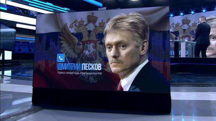 Песков: Спорт должен оставаться вне политики