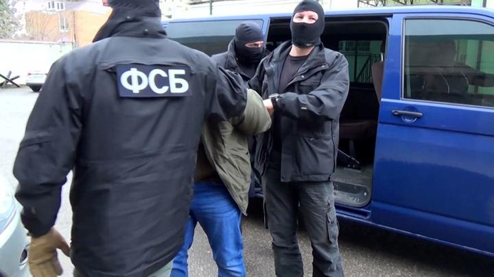 ФСБ задержала агента украинских спецслужб Алексея Семеняку