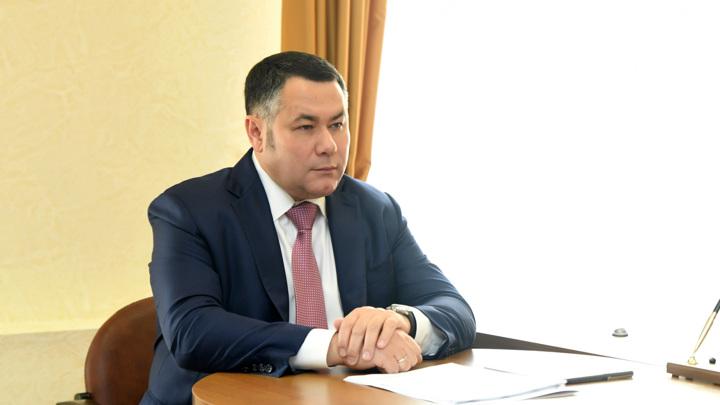 Губернатор Тверской области прибыл в Кимрский район