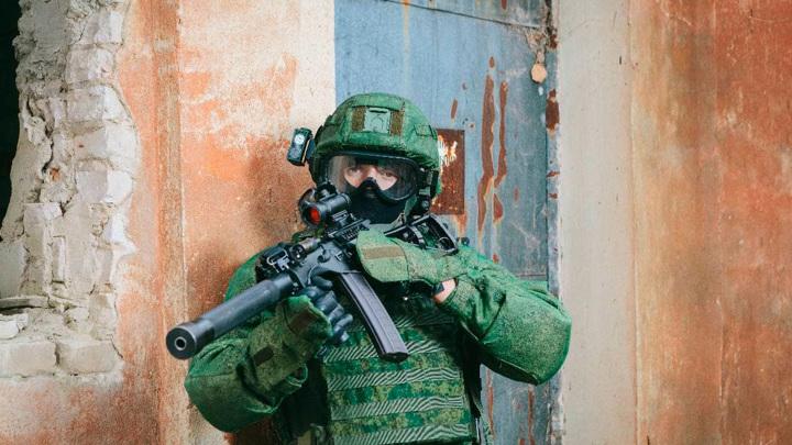 Россия поставит за рубеж партию автоматов