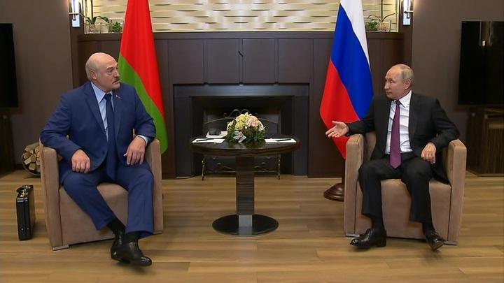 Путин: с интеграцией России и Белоруссии спешить не нужно