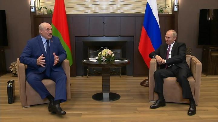 Президенты России и Белоруссии сегодня встретятся в Петербурге