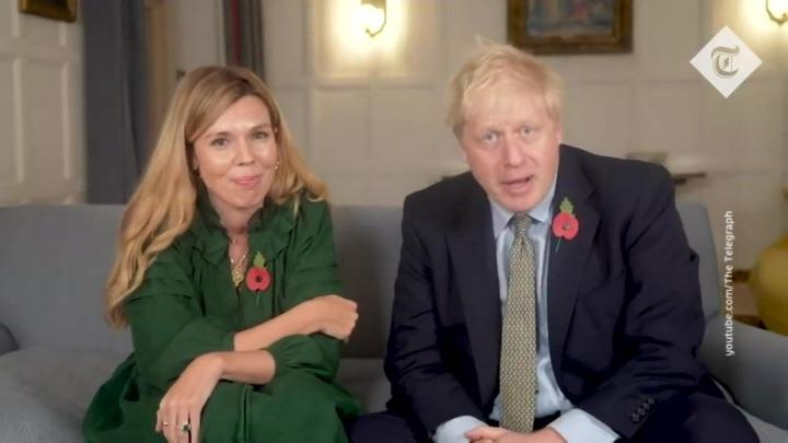 Джонсон и его супруга ждут второго ребенка