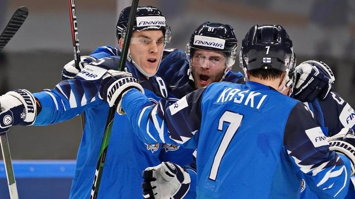 Сборная Финляндии нанесла поражение команде Германии