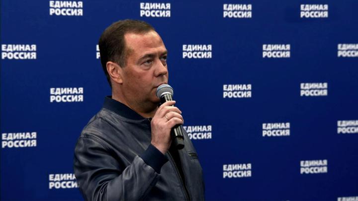 """Медведев: программа """"Единой России"""" 2016 года не теряла актуальности последние 5 лет"""