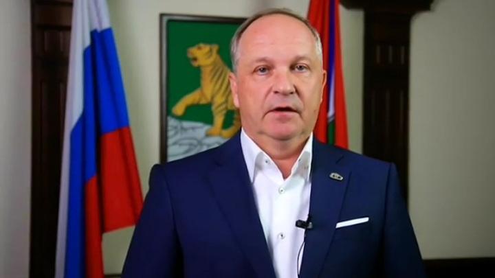 В доме у бывшего мэра Владивостока идут обыски