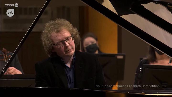 Музыкальный конкурс королевы Елизаветы в Брюсселе отметил пианиста Сергея Редькина