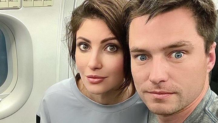 Анастасия Макеева с мужем. Фото: instagram.com/makeevan
