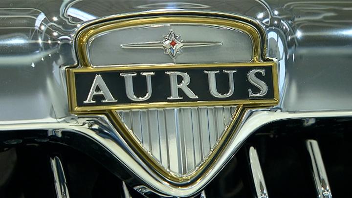 """""""НАМИ"""" планирует выпустить автомобиль полностью электрический Aurus"""