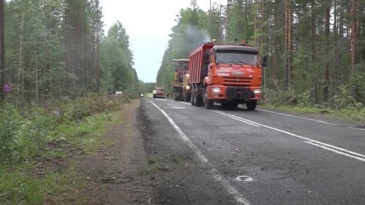 Трасса на севере Карелии получила федеральный статус