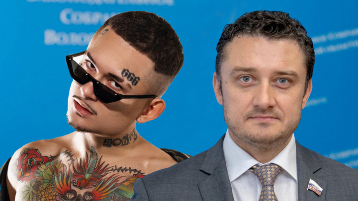 Вологодский депутат решил покорить TikTok вместе с Моргенштерном