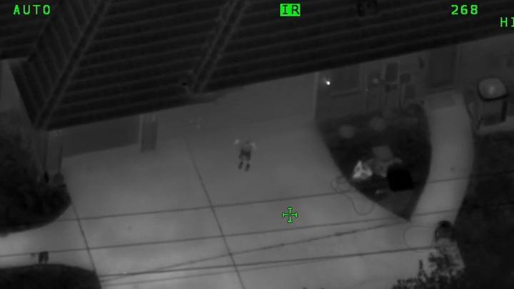 Во Флориде дети 12 и 14 лет несколько часов отстреливались от полиции