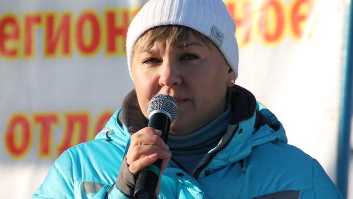 Экс-главу Куйтуна Альбину Хомич поместили под домашний арест