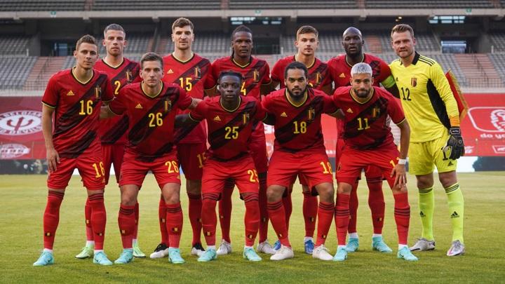 Бельгия и Греция не выявили победителя в товарищеском матче