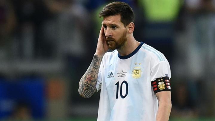 Гол Месси не помог Аргентине обыграть Чили в отборе чемпионата мира-2022