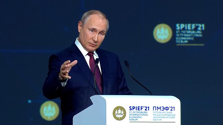Владимир Путин выразил уверенность, что Катар достойно проведет чемпионат мира по футболу