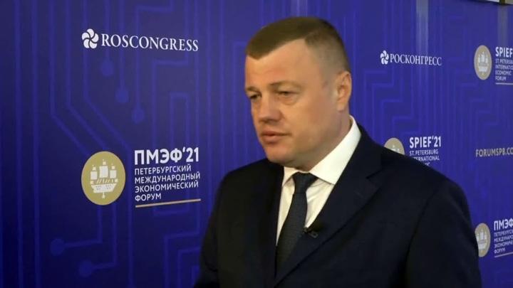 Губернатор Тамбовской области поздравил жителей с Днем образования региона