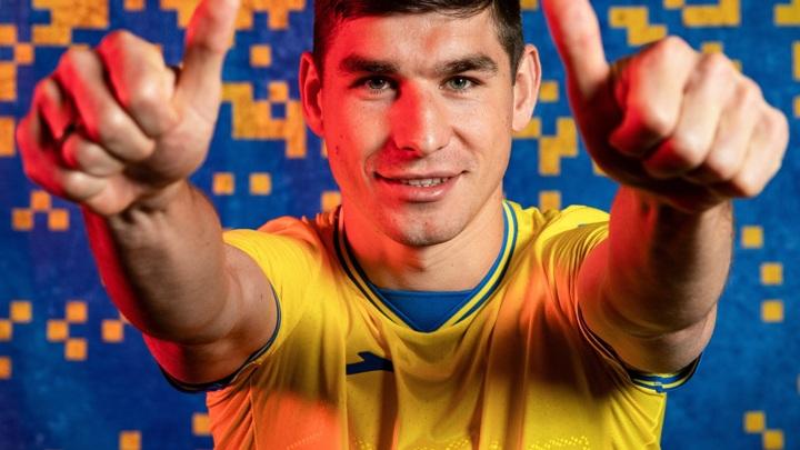 В России возмущены формой украинской сборной по футболу