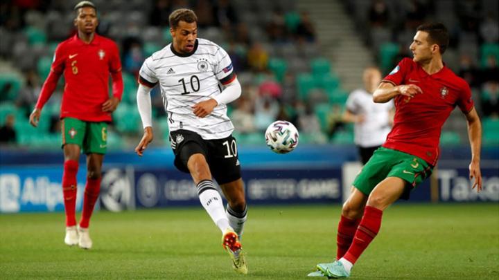 Футболисты Германии выиграли молодежный Евро-2021