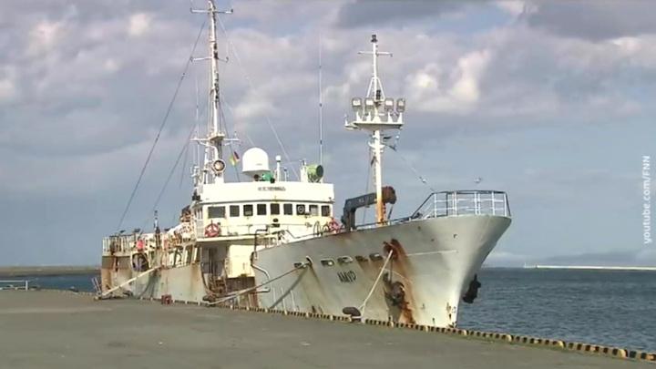 Японский суд может приговорить российского моряка к пяти годам тюрьмы