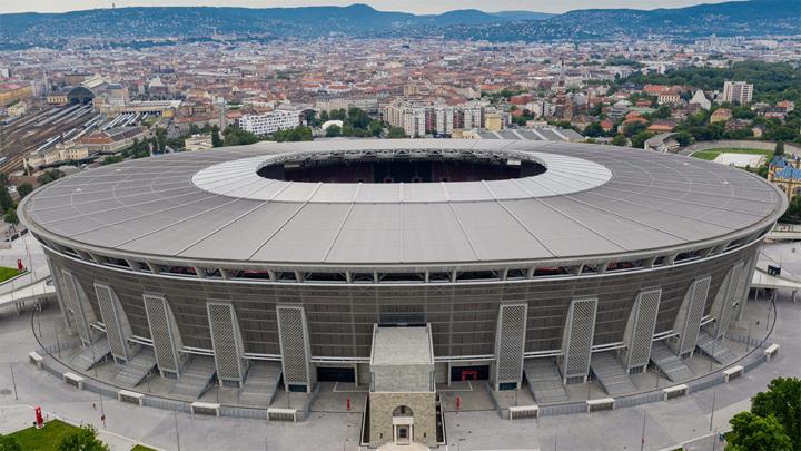 Финал Евро-2020 могут перенести из Лондона в Будапешт