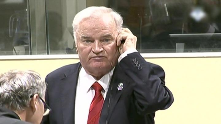 Пожизненный приговор Ратко Младичу оставлен в силе